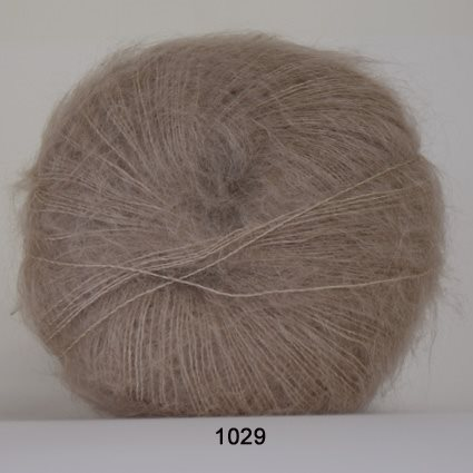 Kid Silk Mohair 1029 Sand