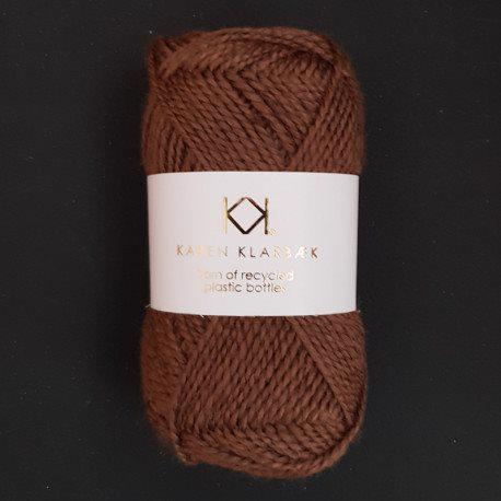 Recycled Bottle Yarn 12 Bronze