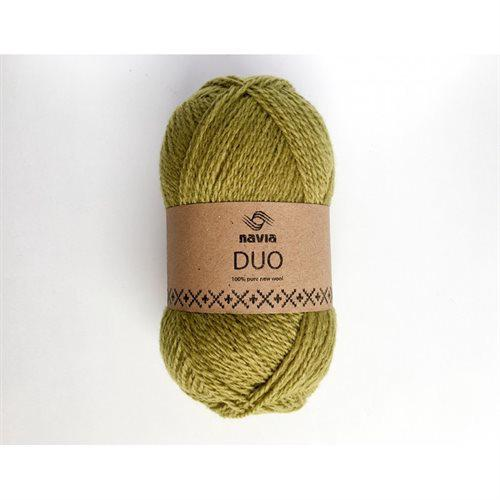 Duo 253 Oliven Grøn
