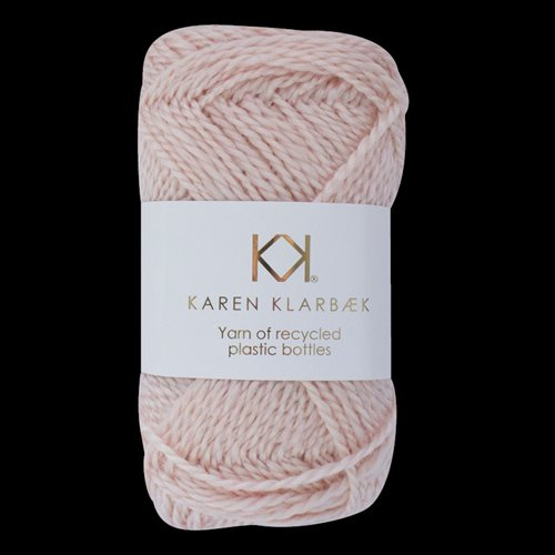 Recycled Bottle Yarn 05 Light rose