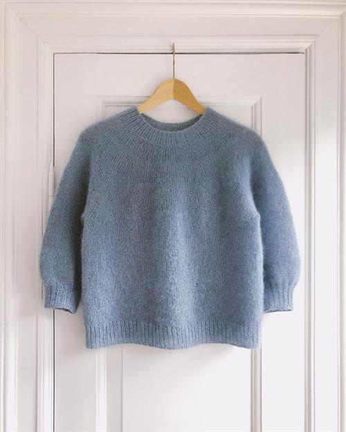 Novice Sweater Mohair Edition