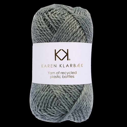 Recycled Bottle Yarn 10 Sage green